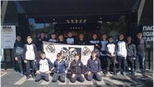 Στο «Presided Cup» έξι νεαροί παλαιστές του ΠΑΟΚ