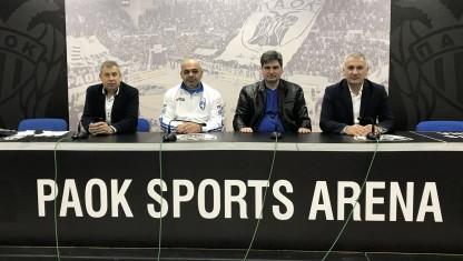 Η Συνέντευξη Τύπου για το Πανελλήνιο Πρωτάθλημα Πάλης!