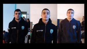 Τρεις παλαιστές στους Μεσογειακούς Αγώνες!