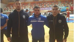 Στην Βουλγαρία για τους Βαλκανικούς τρεις αθλητές του ΠΑΟΚ