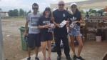 Η ομάδα Πάλης στο Camping του Club ΠΑΟΚ Κατερίνης!