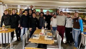 Τα επινίκια της κατάκτησης του Πρωταθλήματος Ελλάδος!