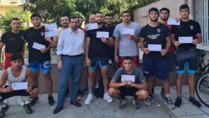Αθλητική ασφάλεια σε 27 παλαιστές του ΠΑΟΚ!