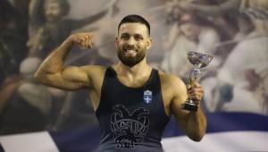 «Θηρίο» ο Λαοκράτης Κεσσίδης ενόψει του Παγκοσμίου Πρωταθλήματος!