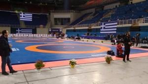 Στο Παλατάκι το Πανελλήνιο Πρωτάθλημα Ελληνορωμαϊκής Πάλης...