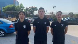 Τρεις παίκτες του ΠΑΟΚ στην Εθνική Παίδων!