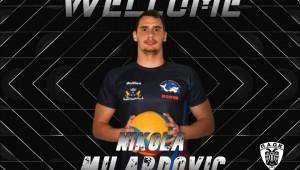 Προσθέτει ποιότητα στην περιφέρεια του με Nikola Milardovic o ΠΑΟΚ Prima Holidays!