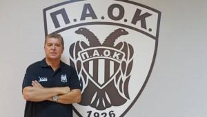 Τεχνικός Διευθυντής στον ΠΑΟΚ Prima Holidays ο Γιάννης Φράγκος