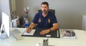 Υποψήφιος για τις εκλογές της ΚΟΕ ο Γιώργος Νικολαΐδης