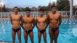 Τέσσερις αθλητές του ΠΑΟΚ στην προεθνική παίδων υδατοσφαίρισης
