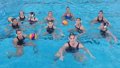 Κυρίαρχες στον όμιλο Θεσσαλονίκης οι κορασίδες υδατοσφαίρισης!
