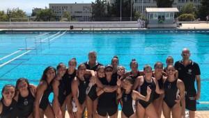 Αήττητες και πρώτες οι κορασίδες υδατοσφαίρισης στην Α Φάση!