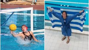 Υδατοσφαίριση: Δύο αθλήτριες του ΠΑΟΚ στο Καμπ Εθνικής Κορασίδων