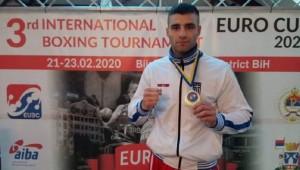 «Χρυσός» ο Νανιτζανιάν στο 3rd EURO CUP!