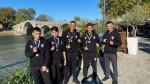 Με πολλά μετάλλια γυρίζουν από την Άρτα οι πυγμάχοι του ΠΑΟΚ!