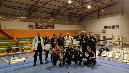 Με επιτυχίες ολοκληρώθηκε το 1ο Κύπελλο Πυγμαχίας!