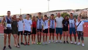 Πρώτη θέση και Κύπελλο στο Πανελλήνιο Πρωτάθλημα Κ16 για το τμήμα Στίβου!