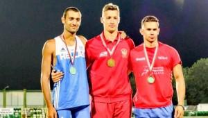 Ασημένιος Βαλκανιονίκης ο Σπυριδωνίδης!