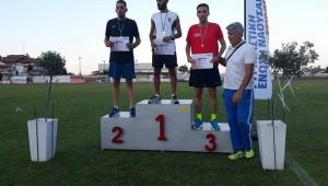 Ασπρόμαυρες επιτυχίες για τους αθλητές του στίβου!