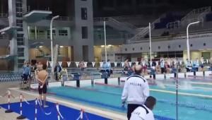 Αποτελέσματα 1ης ημέρας των Πανελλήνιων Χειμερινών Αγώνων Κολύμβησης