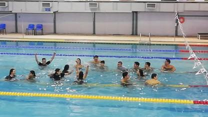 «Μάγεψε» ο Δικέφαλος στο Πανελλήνιο Πρωτάθλημα Κολύμβησης Εφήβων-Νεανίδων (Pics)