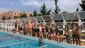 Με 101 κολυμβητές στο Πανελλήνιο Πρωτάθλημα βόρειου τομέα ο ΠΑΟΚ!