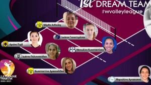 Στην κορυφαία επτάδα της 1ης αγωνιστικής της Volleyleague γυναικών η Ιωάννα Πολυνοπούλου