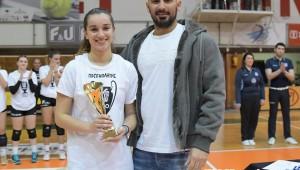 MVP η Ηλιοπούλου