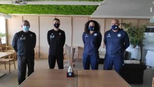Η συνέντευξη τύπου του 21ου τελικού Κυπέλλου Ελλάδος Βόλεϊ γυναικών