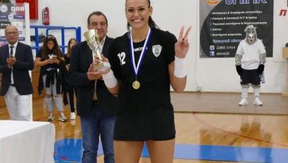 MVP η Εύα Χαντάβα