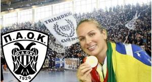 Καρολίνα Αλμπουκέρκε: «Μεγαλώνουμε σαν ομάδα»