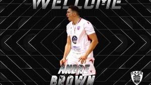 Ο «θηριώδης» κεντρικός Andre Brown στον ΠΑΟΚ!