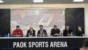 ΠΑΟΚ - Ολυμπιακός: Οι δηλώσεις των πρωταγωνιστών