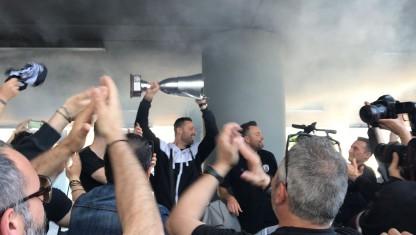 Πάτησε Θεσσαλονίκη το τρόπαιο...