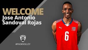 Ασπρόμαυρος ο Jose Antonio Sandoval Rojas!