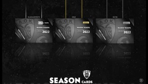 Βόλεϊ ανδρών: Εισιτήρια διαρκείας 2021-2022