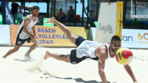 Τρίτη θέση για τον ΠΑΟΚ στο Beach Volley League ΟΠΑΠ 2019