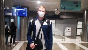Κατέφθασε στη Θεσσαλονίκη ο Artur Udrys!
