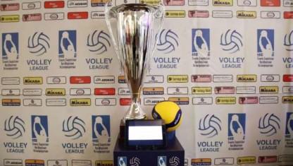 Αναβάλλεται η Volley League