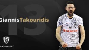 Ο Γιάννης Τακουρίδης στους κορυφαίους της 22ης αγωνιστικής!