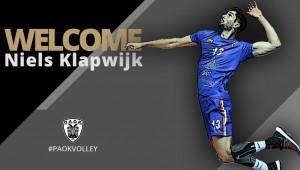 Παίκτης του Δικεφάλου ο Niels Klapwijk