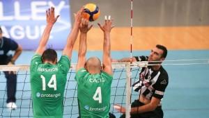 Volleyleague: Στην Dream Team των ημιτελικών ο Αλέξανδρος Μπούτος