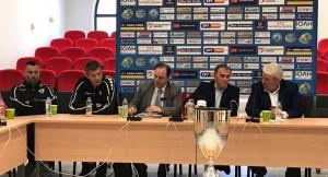 Final 4 Κυπέλλου Ανδρών: Η Συνέντευξη Τύπου!