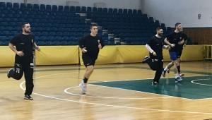 Training report 03/10/2018