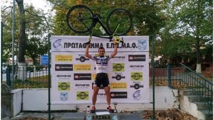 Πρωταθλητής Β. Ελλάδος ο δικός μας Φώτης Τσιαβές!