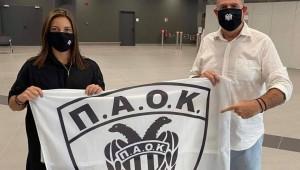Έφτασε στην Θεσσαλονίκη η Rebbeca Akl (pics)