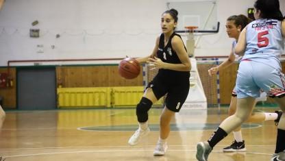 Στην Εθνική Κορασίδων η Ιωάννα Στεφανάκη!