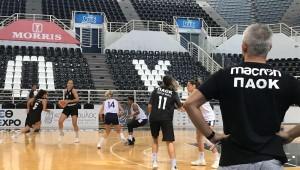 Ολυμπιακός - ΠΑΟΚ ΚΥΑΝΑ