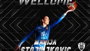 Marija Stojiljkovic: Ένα μεγάλο ταλέντο του σέρβικου μπάσκετ στον ΠΑΟΚ ΚΥΑΝΑ!