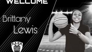 Επιστρέφει στον ΠΑΟΚ η Brittany Lewis!